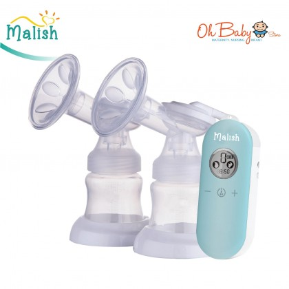 Malish Dolce Double Electric Breast Pump
