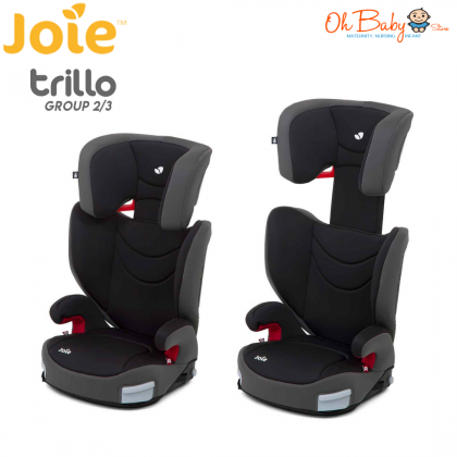 Joie Trillo Baby Booster Car Seat Group 2/3 (15-36kg)