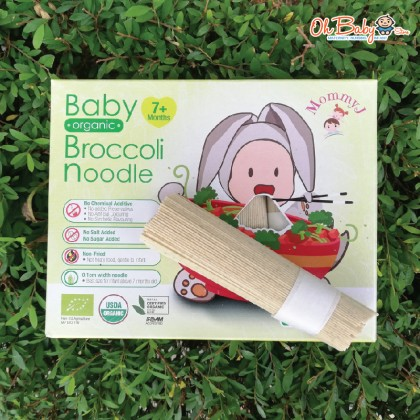 MommyJ Baby Kids Toddler Organic Stick Noodle 7m + 200g