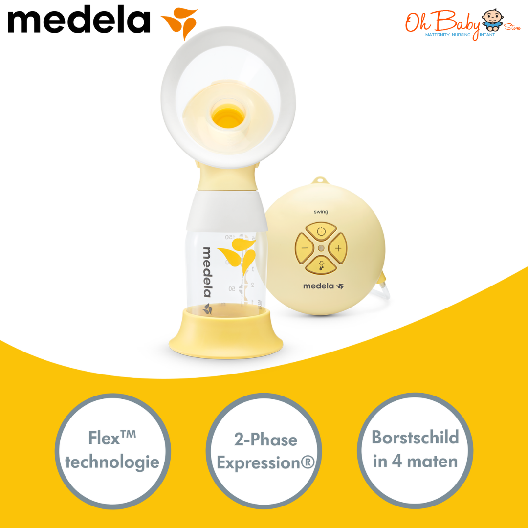 Medela Swing Flex Electric 2 Phase Non Rechargeable Breast Pump