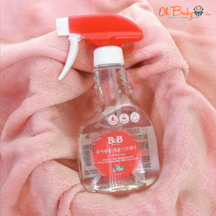 B&B Safe Disinfectant Spray Bottle  300ml