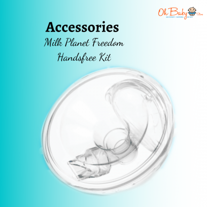 Milk Planet Freedom Handfree Accessories (Valve 1pc/2pcs)