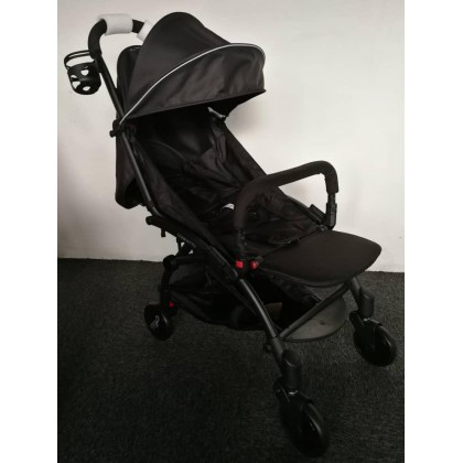 Aldo Compatto Baby Stroller 2018 Version suitable from Newborn up to 15kg (4++)