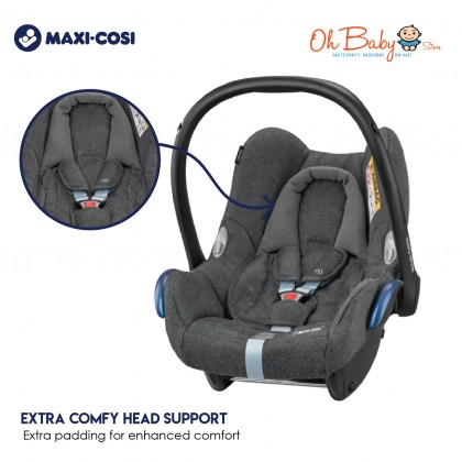Maxi Cosi CabrioFix Baby Safe comfortable infant carrier 12 months/ 0-13 kg