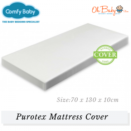 Comfy Baby Purotex Mattress Cover for Baby's Mattress