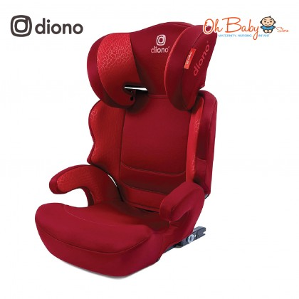 Diono Everett NXT Highback Booster Baby Car Seat (Group 2,3; 15-36kg) [4 to 12 years old] Free GIFT
