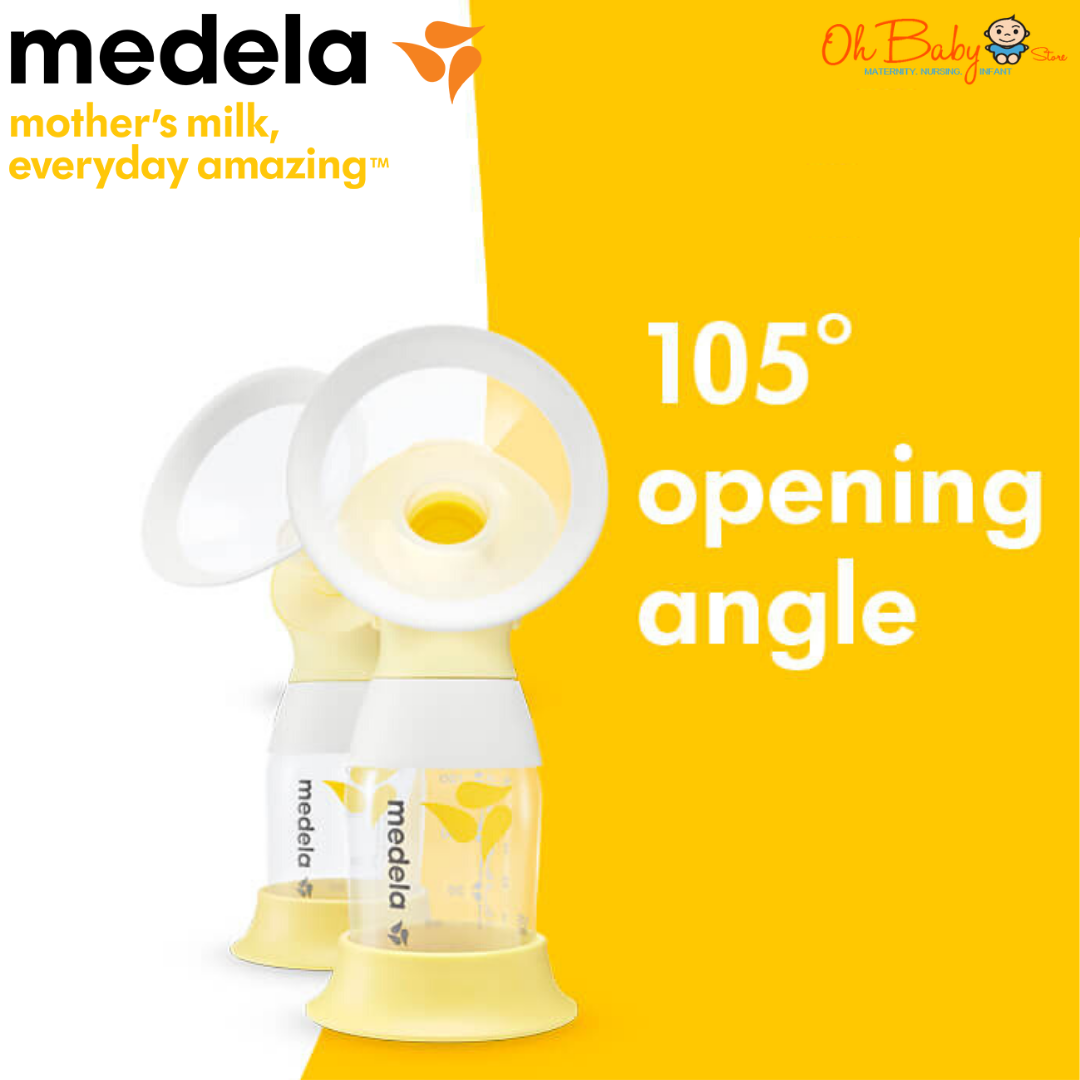 Medela Freestyle Flex Double Rechargeble Electric 2 Phase Breast