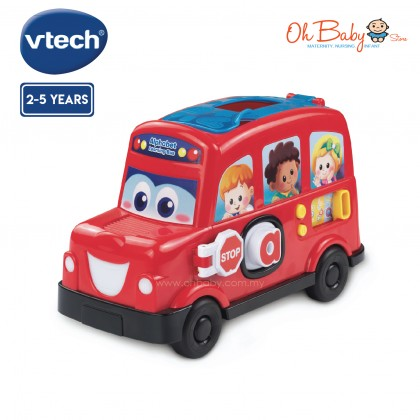 Vtech Count & Learn Alphabet Learning Bus 2-5 Years