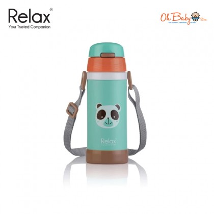 Relax Accessories Flask Cap 18.8 Stainless Steel Kids Thermal Flask