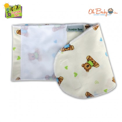 Bumble Bee Baby Binder Knit Fabric (Measurement: 21.5
