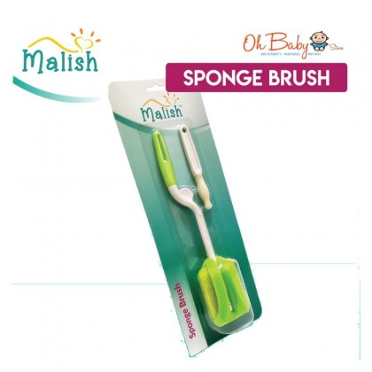 Malish Original Sponge Brush
