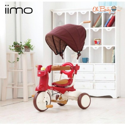 IIMO Tricycle #02 SS for Toddlers & Kids