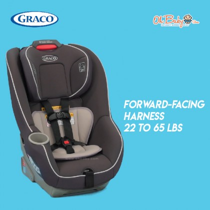 Graco Contender 65 Convertible Baby Car Seat For Newborn Up To 29 Kg