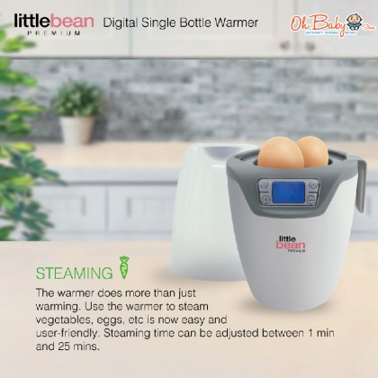 Little Bean Premium Digital Single Bottle Warmer