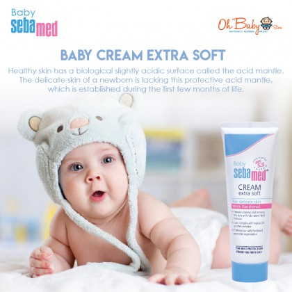 Sebamed Baby Cream extra soft 50ml