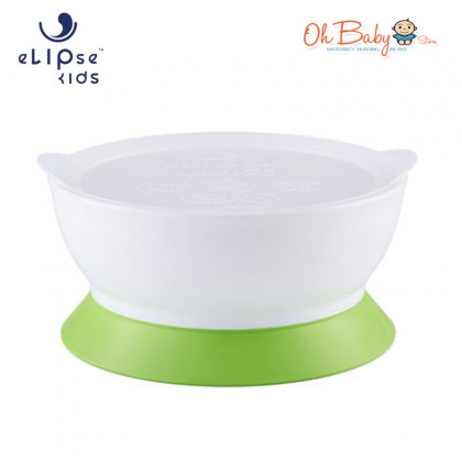 Elipse Kids The Ultimate Suction Spill Proof Bowl 12oz Stage 2 (9m+)