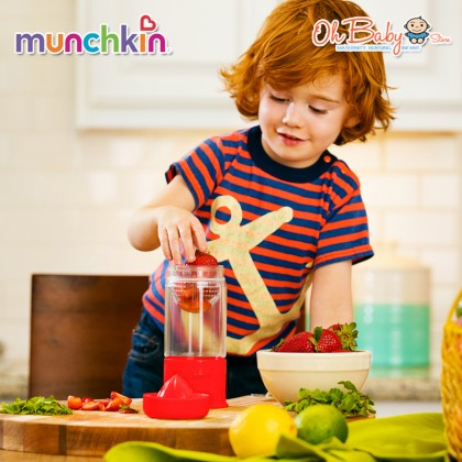 Munchkin Miracle 360' Fruit Infuser Cup 14oz