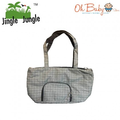 Jingle Jungle Classy Breastpump Bag