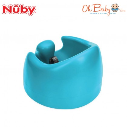 Nuby My Floor Seat + Activity Tray Baby Booster Seat for 4months and Above