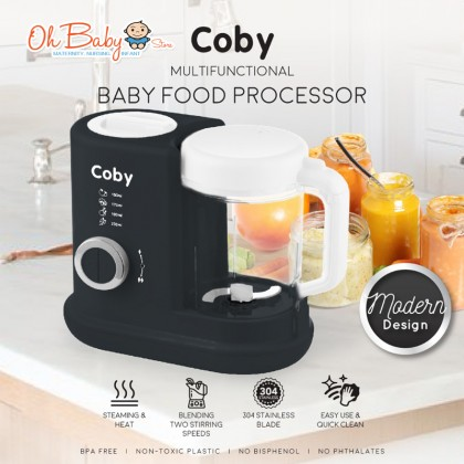 Coby UV Version 3 Sterilizer 3 In 1 FREE Food Processor and Warmer