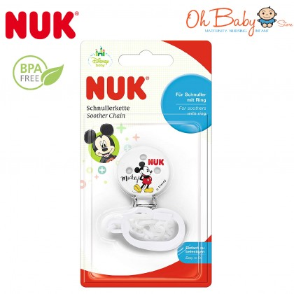Nuk Disney Soother Chain