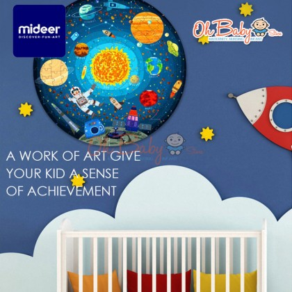 Mideer Wandering Through The Space Puzzle 150 Pcs 5 years+