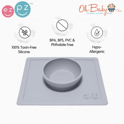 Ezpz The Happy Bowl Placemat + Bowl in One
