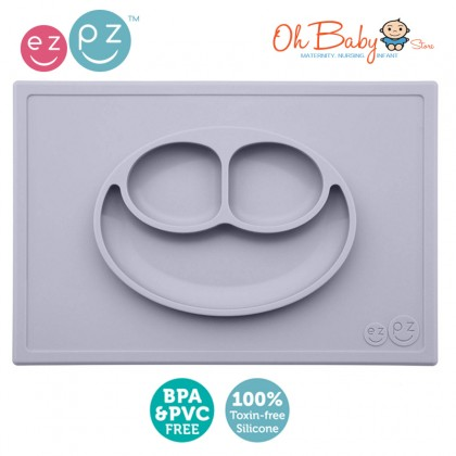 Ezpz The Happy Mat Placemat + Plate in One