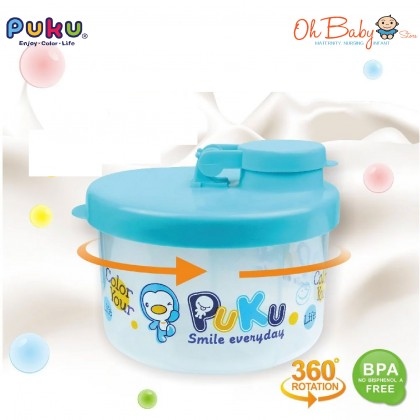 Puku Milk Powder Container Dispenser