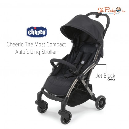 Chicco Cheerio The Most Compact Autofolding Stroller