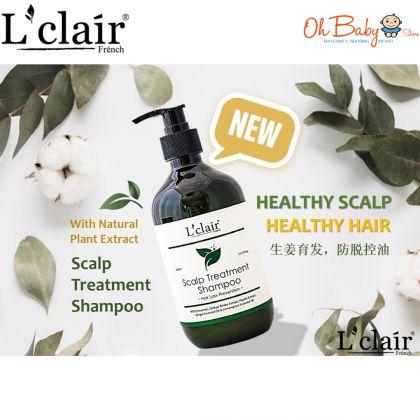 L'clair Scalp Treatment Shampoo Hair Loss Prevention 525ml
