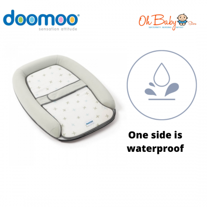 Doomoo Cosy Care Changing Mat Blue