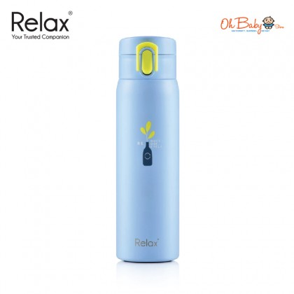 Relax 500ml Stainless Steel Thermal Flask - Oh Baby Store