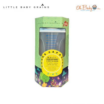 Little Baby Grains Rice Container / Multi Compartment Container
