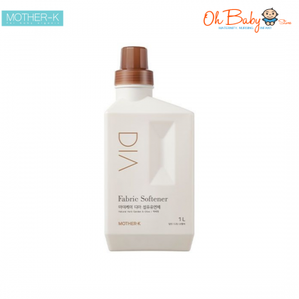 Mother K DIA Fabric Softener 1L- Oh Baby Store