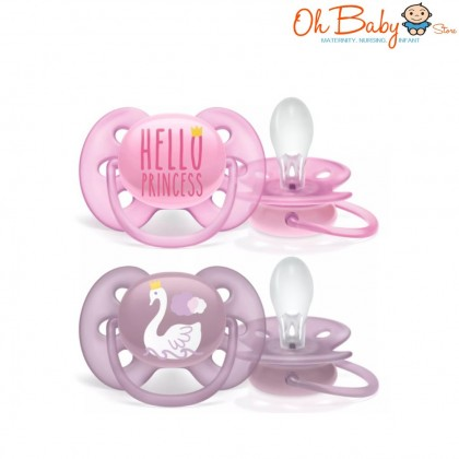 Philips Avent Ultra Soft Soother 6-18m