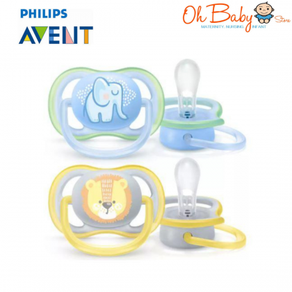 Philips Avent Ultra Air Soother 0-6m