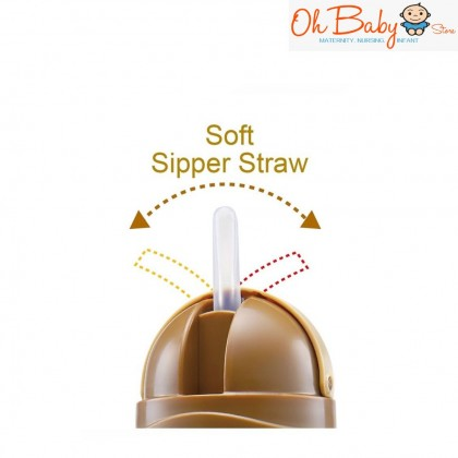 Simba Replacement Straw for Good Mood PPSU Sippy Cup 2pcs