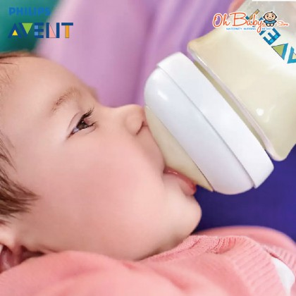 PHILIPS AVENT Natural Feeding Bottle 2oz/60ml - Oh Baby Store