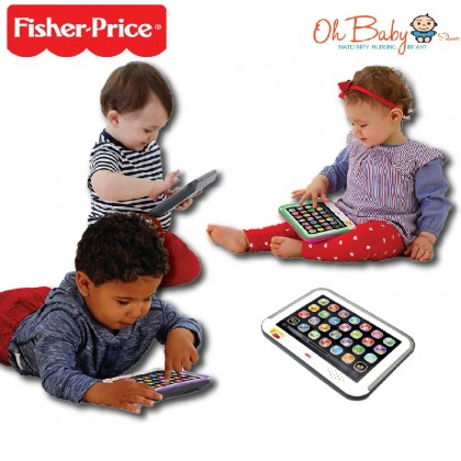 Fisher Price Laugh and Learn Smart Stages Tablet Baby Toys 12 Months and Up
