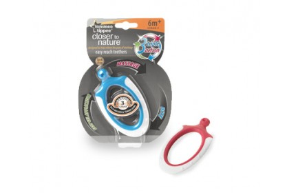Tommee Tippee - Closer To Nature Teether Stage 3 (6m+)