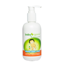 Baby Organix - Vitamin Baby Lotion 250ml
