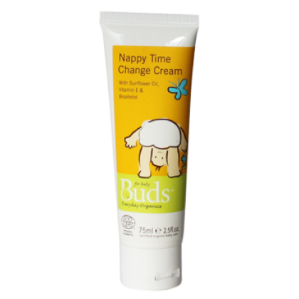 Buds - Nappy Time Change Cream 75ml