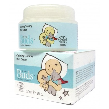 Buds BSO Calming Rub Cream 30ml