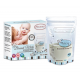 Autumnz - Double ZipLock Breastmilk Storage Bag (25 bags) (7oz/210ml)