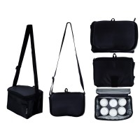 Autumnz - Fun Foldaway Cooler Bag Black