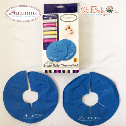 Autumnz - Reusable Breast Relief Thermo Pads *BPA free* (2pcs)
