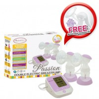 Autumnz - PASSION II Convertible Double Electric/Manual Breastpump - BEST BUY