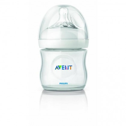 Avent - Natural Bottle 4oz / 125ml (Single Pack)