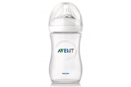 Avent - Natural Bottle 11oz / 330ml (Single Pack)